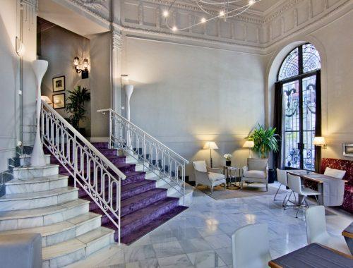 petit palace madrid, testeur d'hotels de luxe