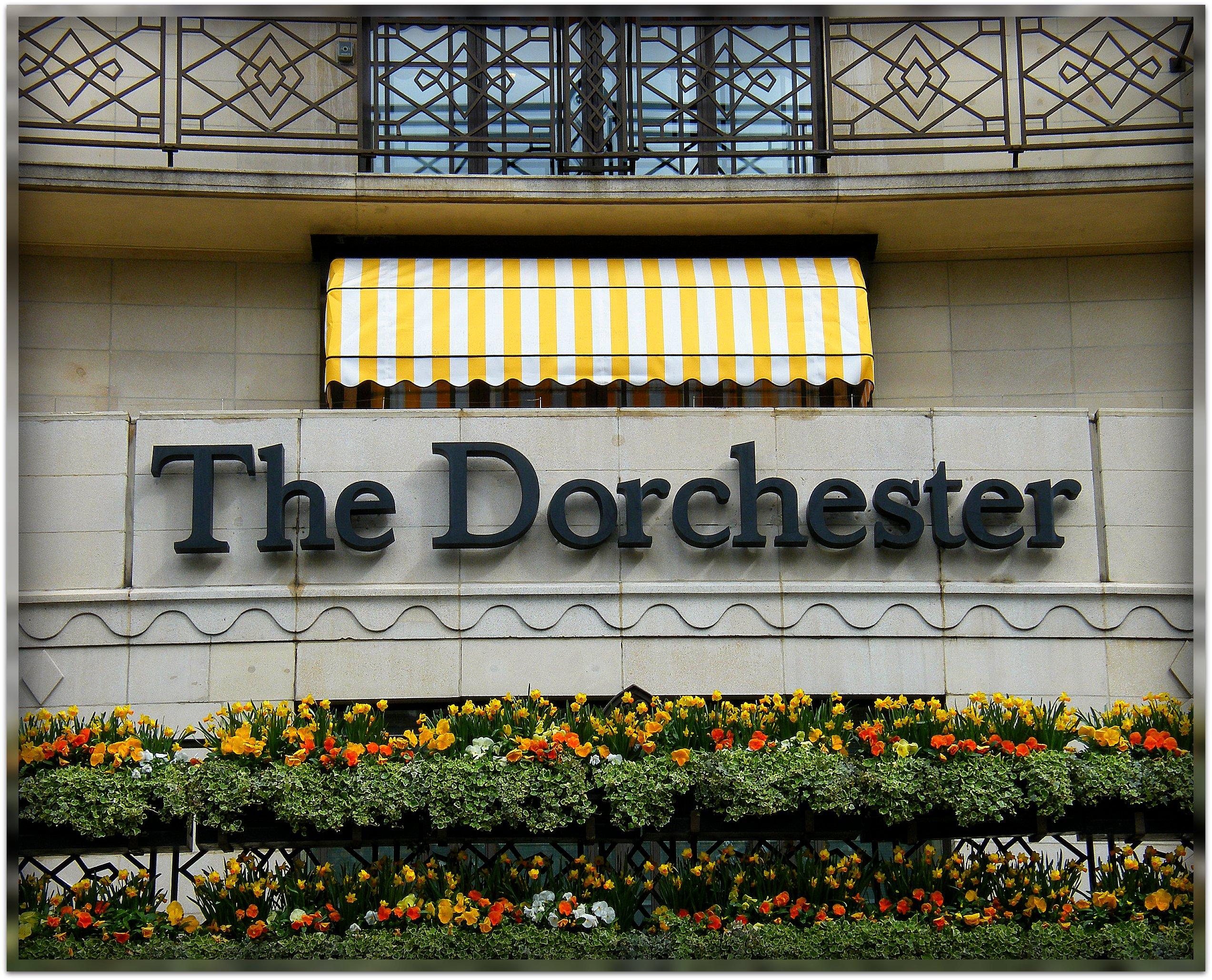 the dorchester london