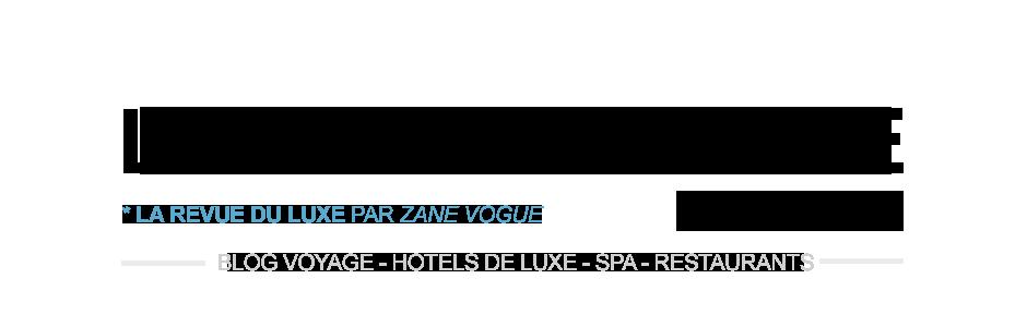 Le meilleur influenceur voyage, un blog voyage et d'hôtels de luxe.